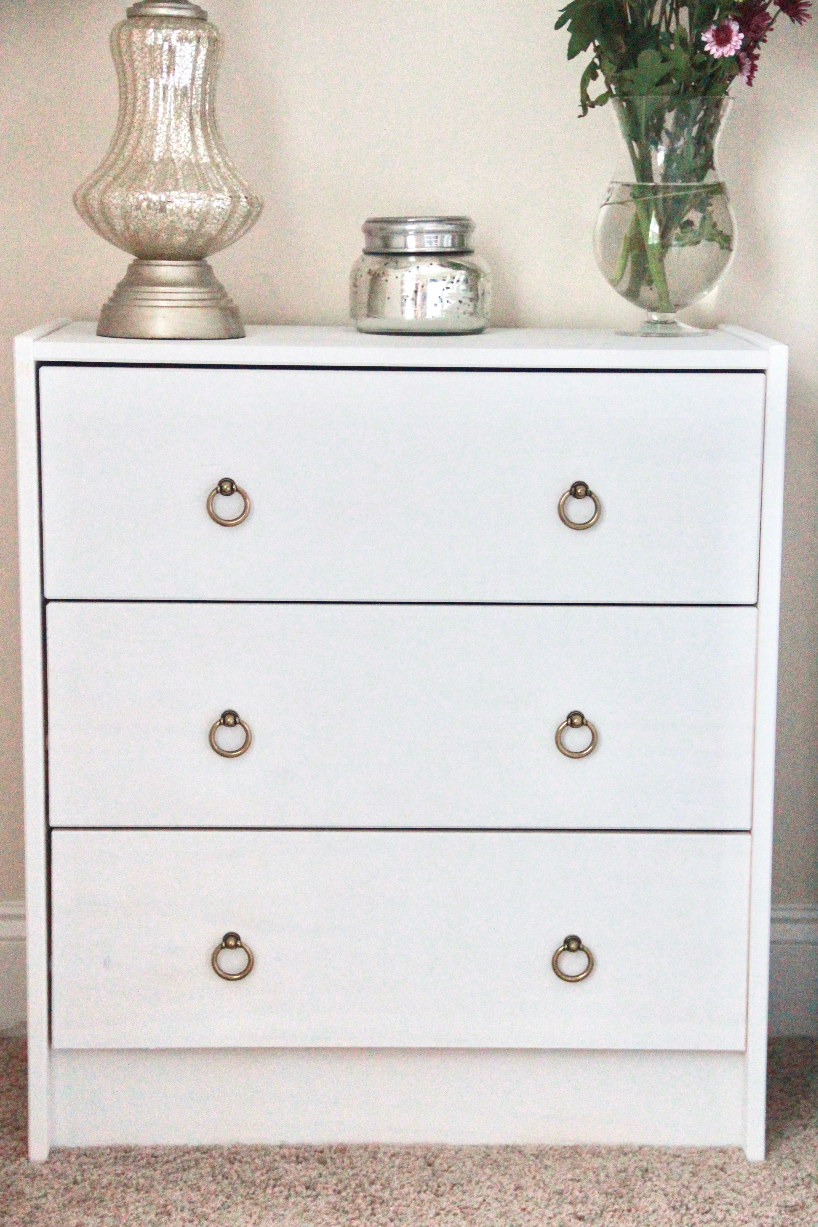 These drawers are the perfect size for nightstands, while also providing  extremely convenient storage for books, chargers, glasses (J's choice), or  PJ's, ...