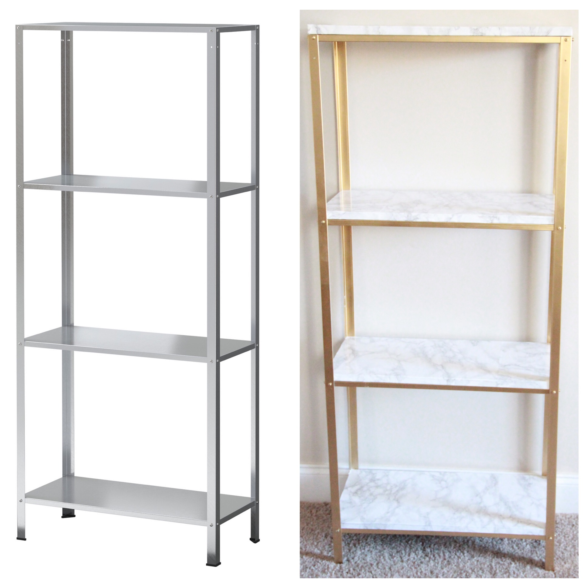 the best and easiest diy ikea hack