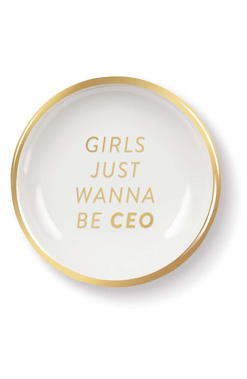boss babe trinket ceo girls dish